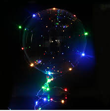 One LED Light Balloon